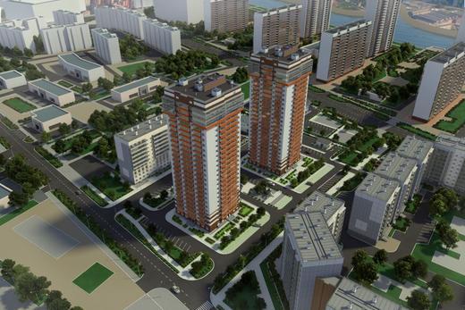 1-комнатная квартира, 39,9 м² в Красноярске