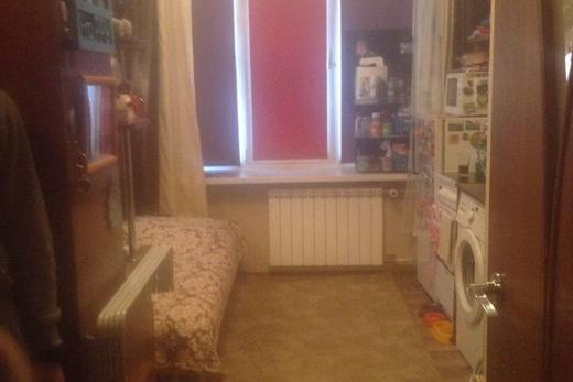 Комната в общежитии, 12 м² в Красноярске