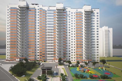 2-комнатная квартира, 38,4 м² в Красноярске