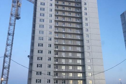 2-комнатная квартира, 56,6 м² в Красноярске
