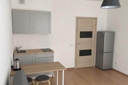 Студия, 28 м² в Красноярске